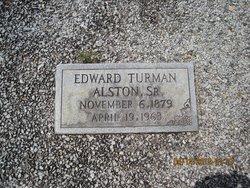 Edward Turman Alston, Sr