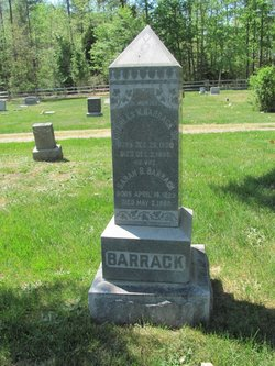 Sarah B. <i>Mothershead</i> Barrack