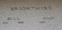 Ann Brightmire