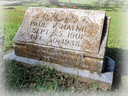 Paul V Haynie