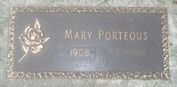 Mary Marie <i>Chatterbook</i> Porteous