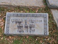 Edward Wells Proctor