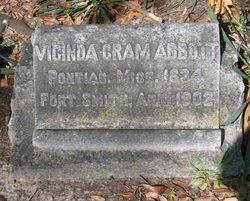 Mrs Vicinda Cram Abbott