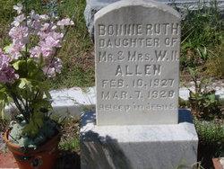 Bonnie Ruth Allen