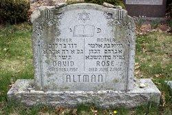 David Altman
