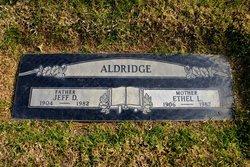 Jeff Davidson Aldridge