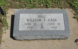 William F. Bill Case
