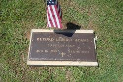 Buford Lederle Adams
