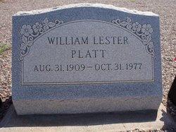William Lester Platt