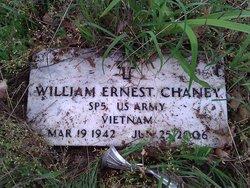 William Ernest Chaney