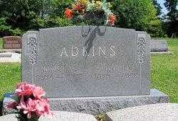 Mary Rebecca <i>Hendry</i> Adkins