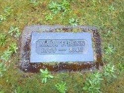 Mary F Benn