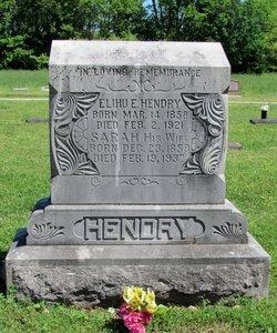 Elihu E. Eli Hendry