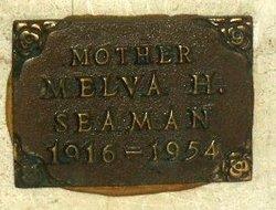 Melva Helen <i>Wheelock</i> Seaman