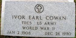Ivor Earl Cowan