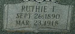 Ruthie Francis <i>Nobles</i> Cowan