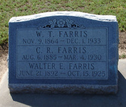 Charles Russell Farris