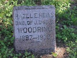 Hazel E. <i>Woodring</i> Heins