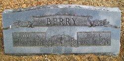 Roxie Ann Lucinda Jane <i>Williams</i> Berry