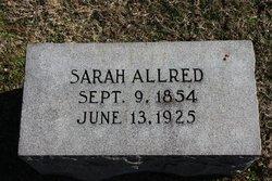 Sarah <i>Beamer</i> Allred