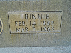 Trinnie <i>Fussell</i> Merrion