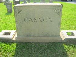 Julia Ann <i>Sherrill</i> Cannon