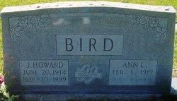 Ann <i>Lewis</i> Bird