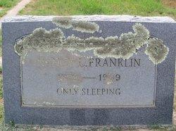 Nancy Lou <i>McClellan</i> Franklin
