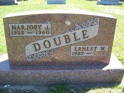 Marjory J <i>Morrison</i> Double