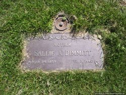Sarah A. Sallie <i>Herring</i> Dimmitt