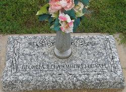 Georgia Ella <i>Moore</i> Duvall