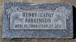 Henry Leroy Parkinson
