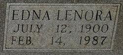 Edna Lenora <i>Rogers</i> Alexander