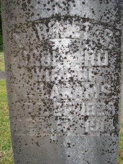 Margret S. <i>Croffard</i> Adams