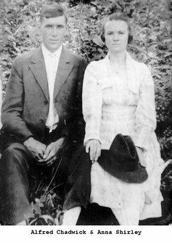 Mrs Anna Lee <i>Shirley</i> Chadwick