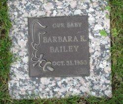 Barbara Kay Bailey