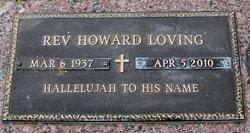 Rev Howard Huffy Loving