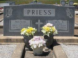 Alex Henry Priess