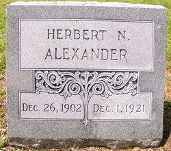Herbert N. Alexander