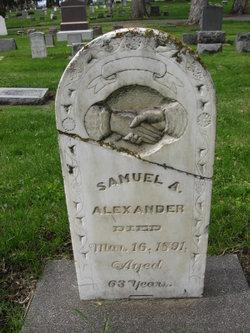 Samuel A. Alexander