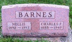 Nellie <i>Hagelbarger</i> Barnes