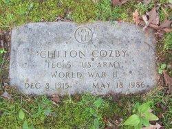 Clifton Cozby, Sr