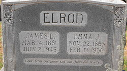 Emma Jane <i>Carroll</i> Elrod