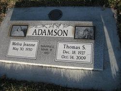 Thomas Stanford Adamson