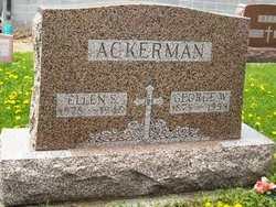 Ellen Laureta Nellie <i>Sullivan</i> Ackerman