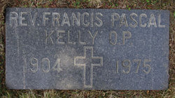 Rev Fr Paschal Francis Kelly