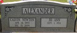C. N. Newt Alexander