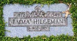 Emma <i>Rettinger</i> Hilgeman