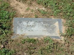 Mary J <i>Mauldin</i> Orr