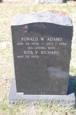 Ronald Warren Adams